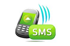 sms icon 235x155